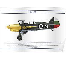 Avia B-534 Bulgaria 4 Poster