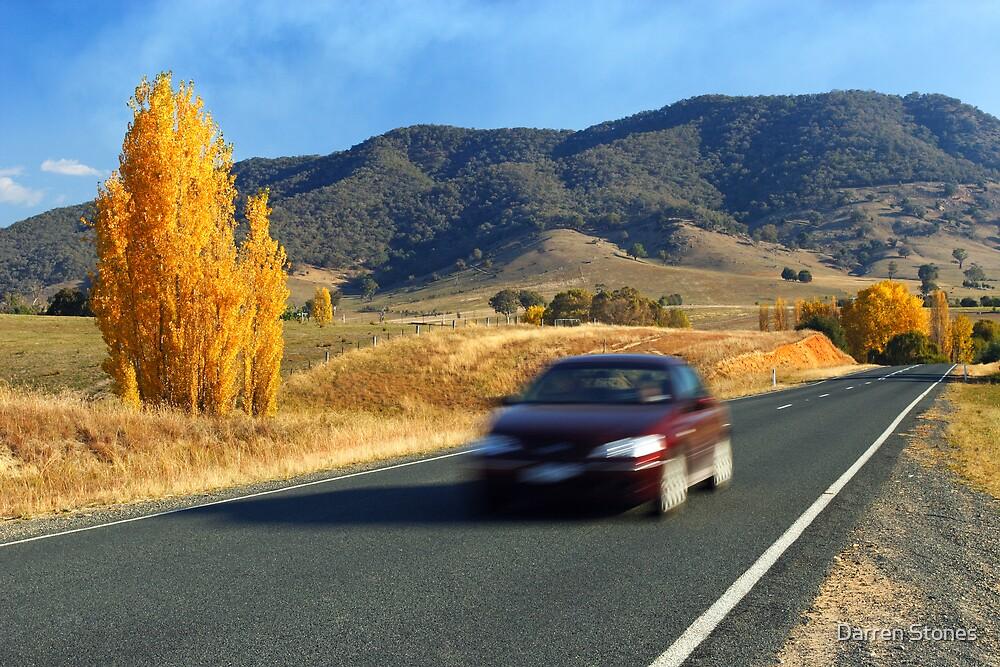 Murray Valley Highway by Darren Stones