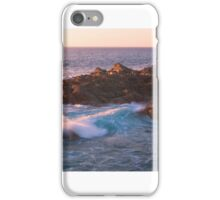 Sunset at Canal Rocks iPhone Case/Skin