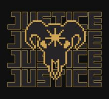 JUSTICE by sharkgills