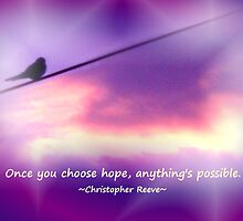 Choose Hope by Jan Landers