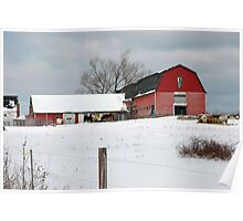 Nicholson Farms Poster