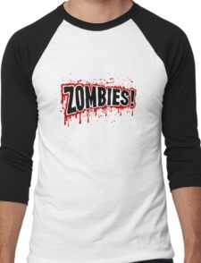 Zombies Men's Baseball ¾ T-Shirt