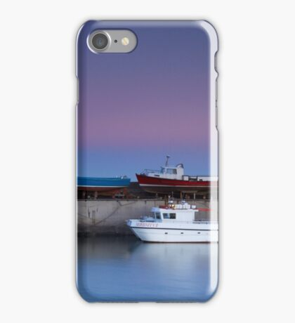 Seahouses Stack iPhone Case/Skin