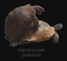 You're Turtley Awesome Kids Clothes
