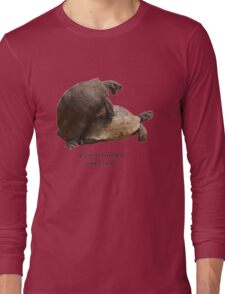 You're Turtley Awesome Long Sleeve T-Shirt