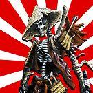 death of a samourai by waxmonger