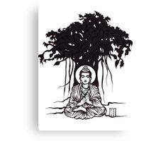 Enlightening Spirit Canvas Print