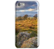 Across the Fells iPhone Case/Skin