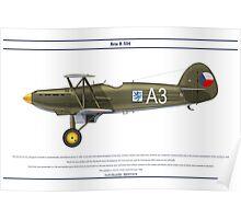 Avia B-534 Czech 2 Poster