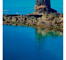 Pulpit Rock - Reflection by FuriousEnnui