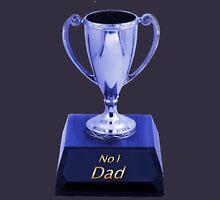 No1 Dad Unisex T-Shirt