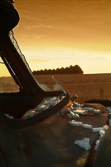 Shattered,Geelong District by Joe Mortelliti