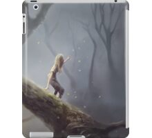 Lost With Fireflies iPad Case/Skin