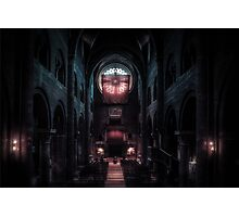 Modena Cathedral, Italy Photographic Print