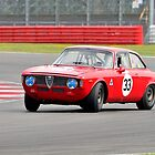 Alfa Romeo GTA No 33 by Willie Jackson