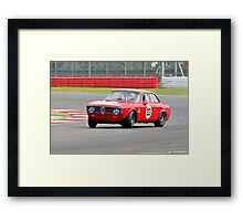 Alfa Romeo GTA No 33 Framed Print