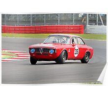 Alfa Romeo GTA No 33 Poster