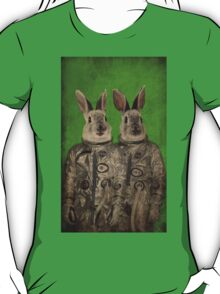 We are ready green T-Shirt