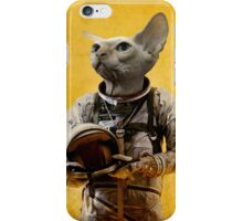 Proud astronaut iPhone Case/Skin