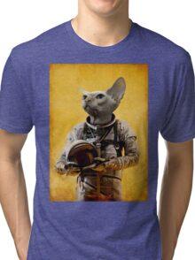 Proud astronaut Tri-blend T-Shirt