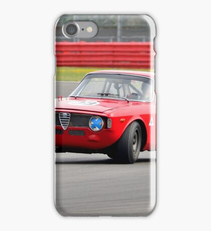 Alfa Romeo GTA No 33 iPhone Case/Skin