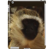 Monkey Face iPad Case/Skin