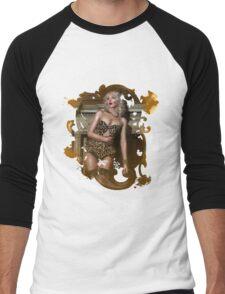 Crème de la Crème  Men's Baseball ¾ T-Shirt