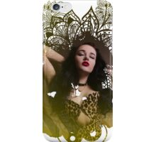 Betty Moan iPhone Case/Skin