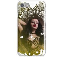 Betty Moan iPhone Case/Skin