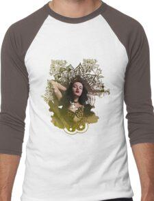 Betty Moan Men's Baseball ¾ T-Shirt