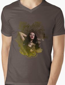 Betty Moan Mens V-Neck T-Shirt