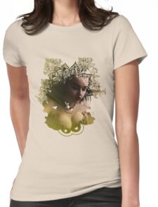 Moxie Exhibitionist  Womens Fitted T-Shirt