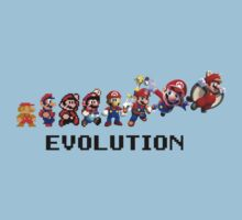 The Evolution of Mario Kids Clothes