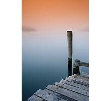 Coloured Mist Photographic Print
