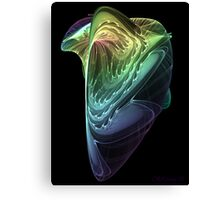 Ghost Shell Canvas Print
