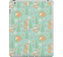 Frosted Foxes iPad Case/Skin