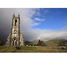 Dunlewey church Photographic Print