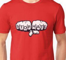 Stop Hate - Love More Unisex T-Shirt