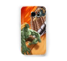 EPIC BATTLE! Samsung Galaxy Case/Skin