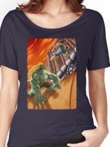 EPIC BATTLE! Women's Relaxed Fit T-Shirt