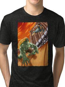 EPIC BATTLE! Tri-blend T-Shirt