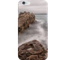 Ballycastle - Pans Rock iPhone Case/Skin
