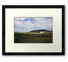 Donegal church Framed Print
