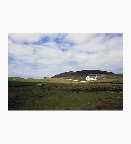 Donegal church Photographic Print