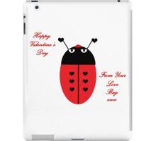 Love Bug (Valentine's Day) iPad Case/Skin