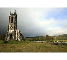 Dunlewey church 3 Photographic Print