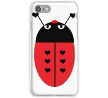Love Bug (Valentine's Day) iPhone Case/Skin