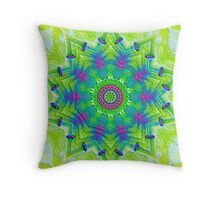 Kaleidoscope Texture Throw Pillow