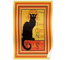 Tournee Du Chat Noir - After Steinlein Poster
